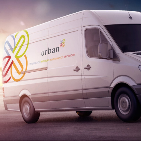 • Urban Group branding