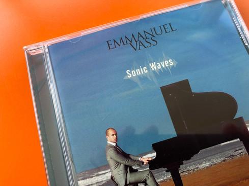 Sonic Wave Album Art 2015