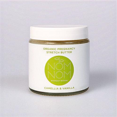 Nom Nom - Stretch Butter- Camellia & Vanilla 100ml