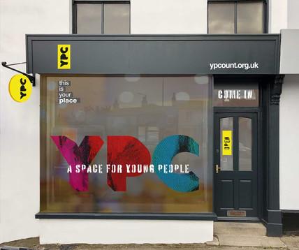 YPC shop facia design 2021
