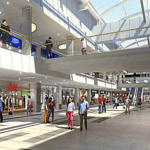 Mander Shopping Centre Wolverhampton