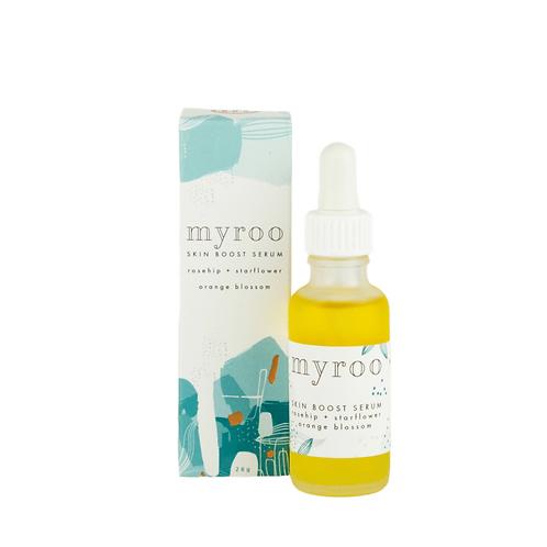 Myroo Skincare - Skin Boost Facial Serum – Starflower Orange Blossom 26g