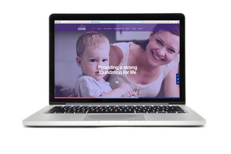 York Housing Association Website 2020