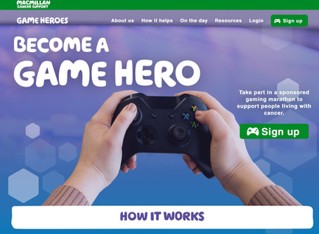 Become a Game Hero