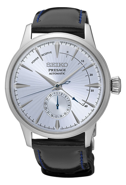SEIKO PRESAGE COCKTAIL TIME AUTOMATIC POWER RESERVE DATE WATCH SSA343J1 SALE 20% OFF