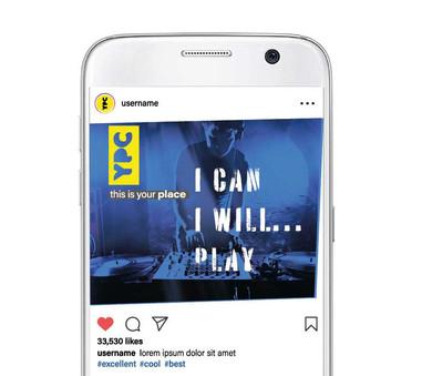 YPC Branding social media 2020