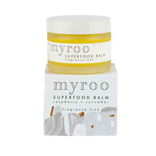 Myroo Skincare - Superfood Balm Fragrance Free 40g