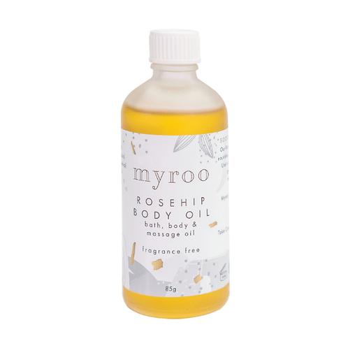 Myroo Skincare - Rosehip Body Oil 85g