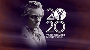 Launching 2020 York Chamber Music Festival