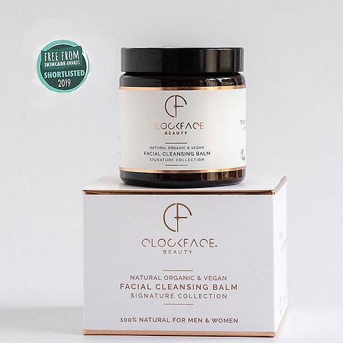 Clockface Beauty Facial Cleansing Balm
