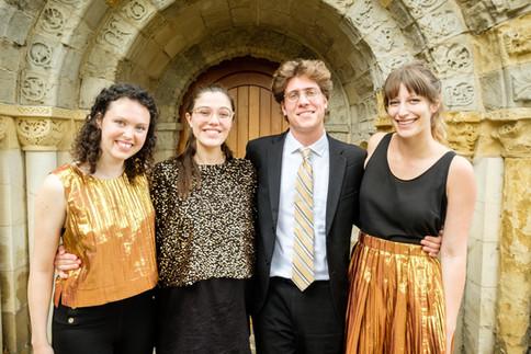 Butter Quartet, Eeemerging+ prize