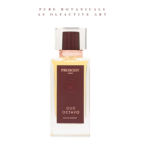 Prosody London - Oud Octavo Eau De Parfum 50ml