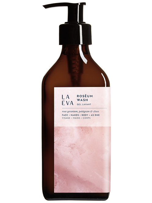 Roseum Face and Body Wash 200ml