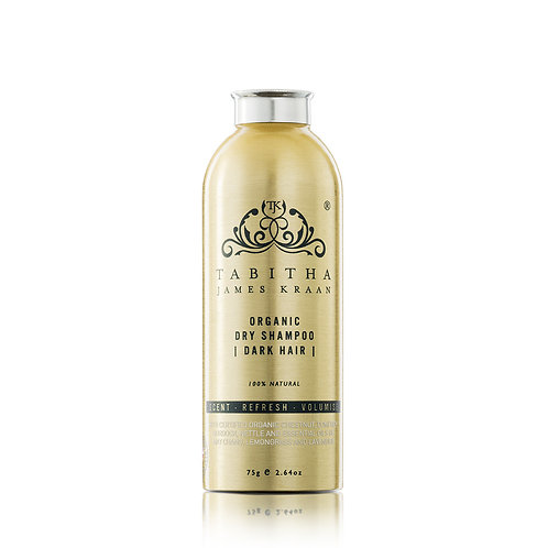 Tabitha James Kraan - Dry Shampoo for Dark Hair 75g