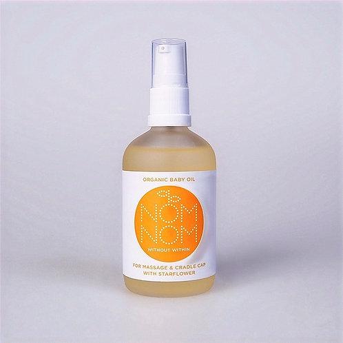 Nom Nom - Baby Oil with Starflower 100ml