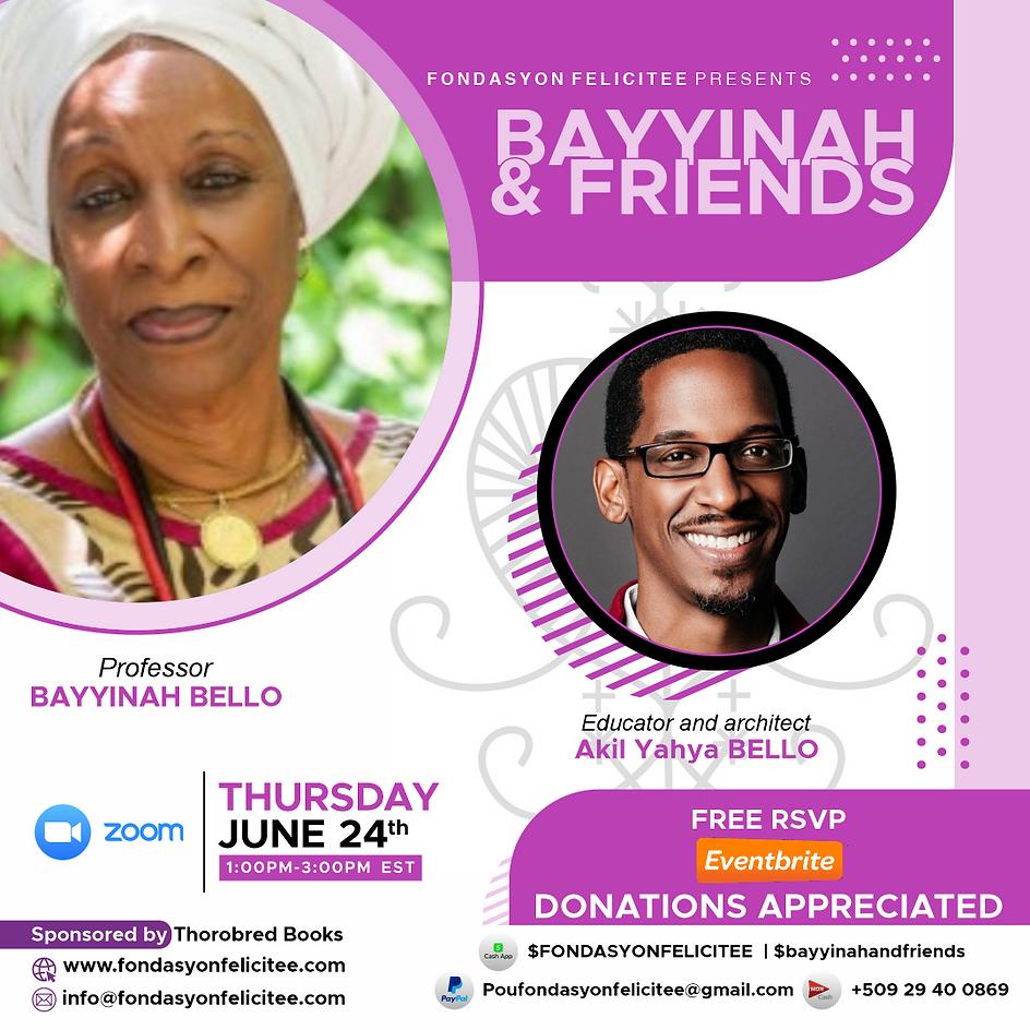 BAYYINAH & FRIENDS Akil Yahya BELLO.png