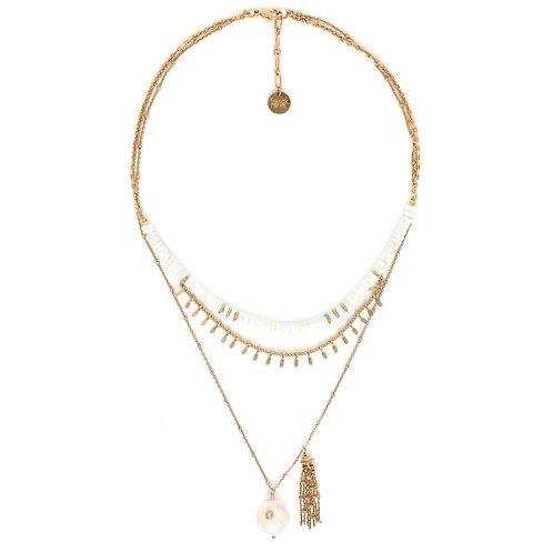 Constance Double Necklace
