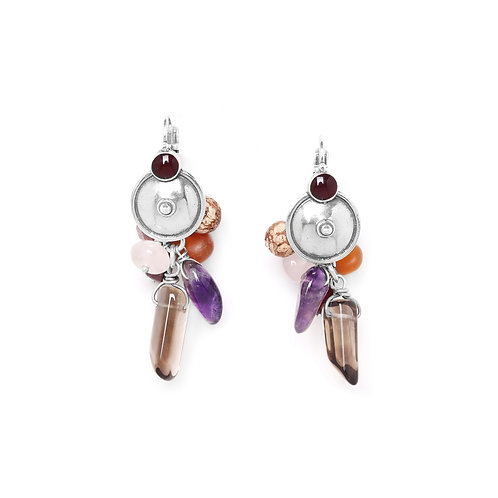 Talisman Hook Earrings