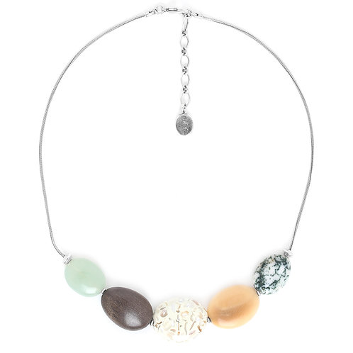 Galets Necklace