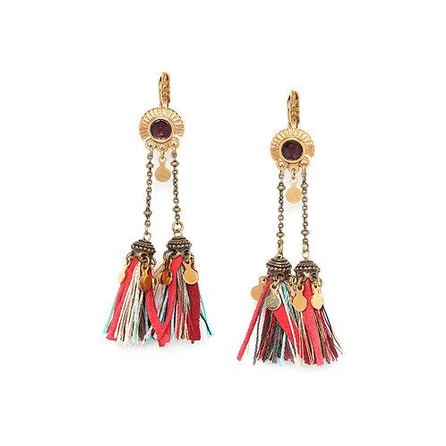 Anita Statement Hook Earrings