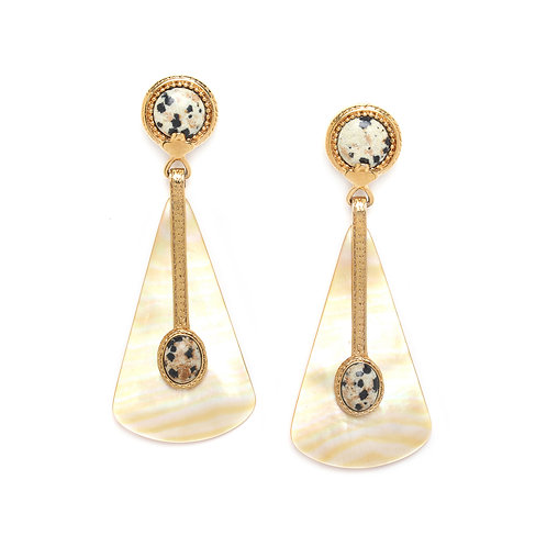 Tizi Ouzou Statement Earrings