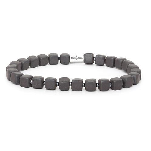 Hematite Strech Bracelet