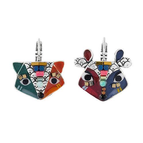 Belle Et Ruse Small Hook Earrings