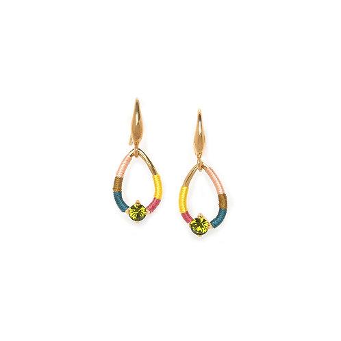 Melly small hook earrings
