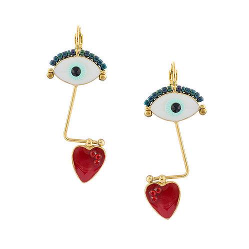 Mirette Hook Earrings