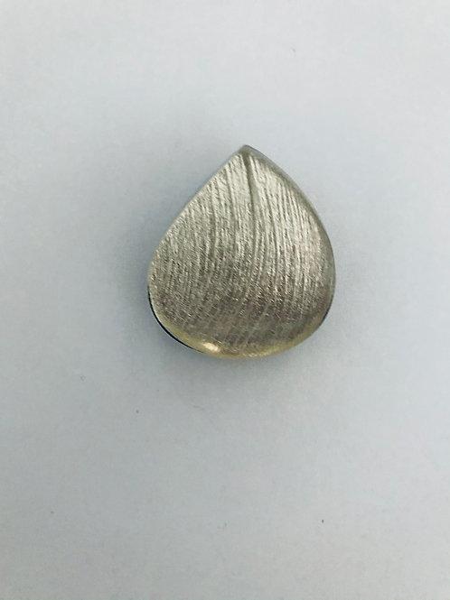 Adore Silver Brooch