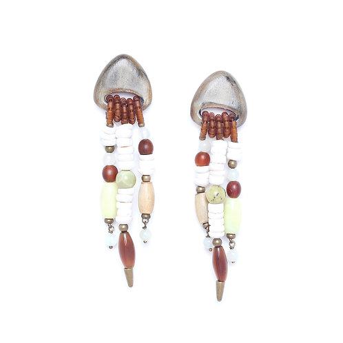 Mambare Statement Earrings
