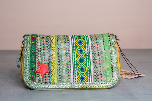 Balthazar Bao Tai Purse-Green