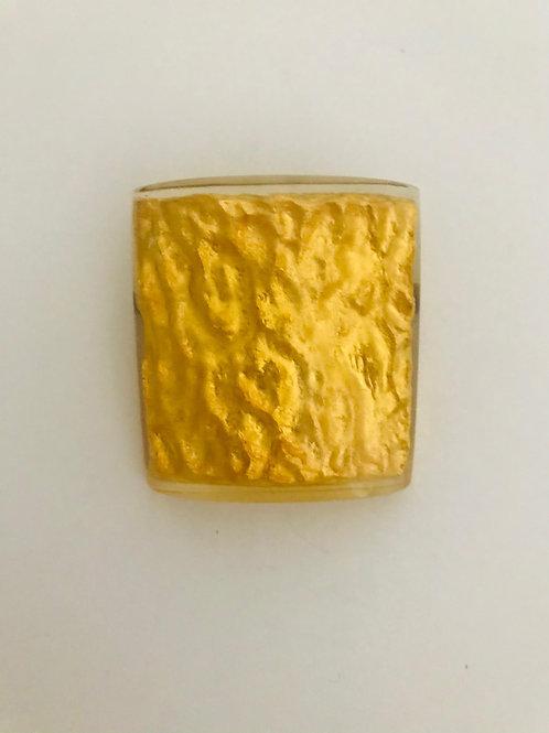 Desert Gold Brooch