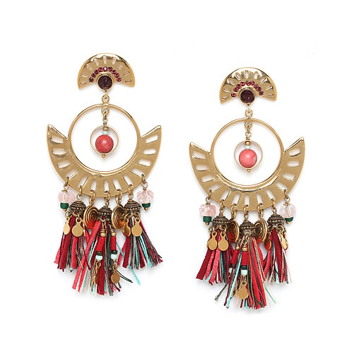 Anita Statement Earrings
