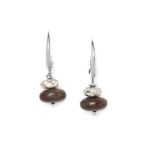 Galets Hook Earrings