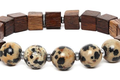 Cubes Strech Bracelet