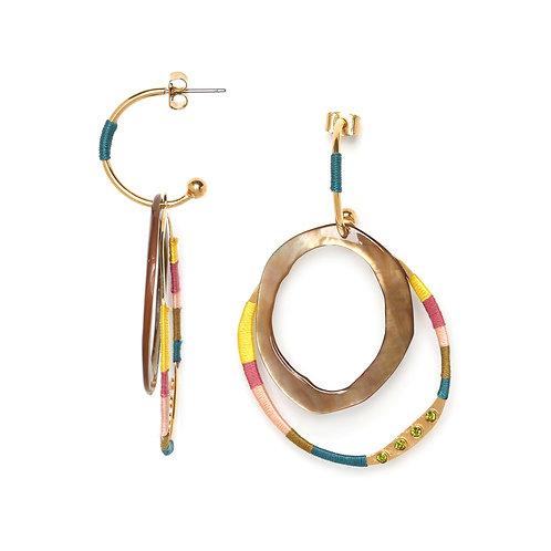 Melly hook earrings