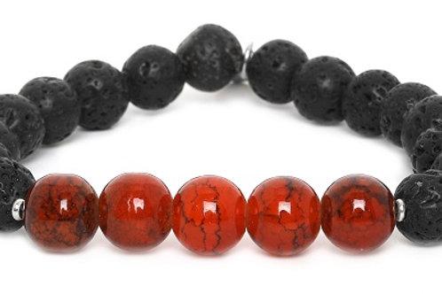 Lava Strech Bracelet