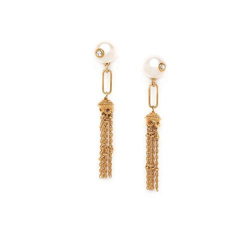 Constance Long Earrings