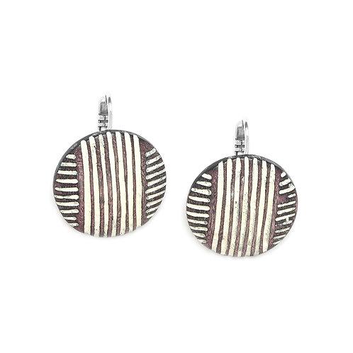 Zulu Hook Earrings