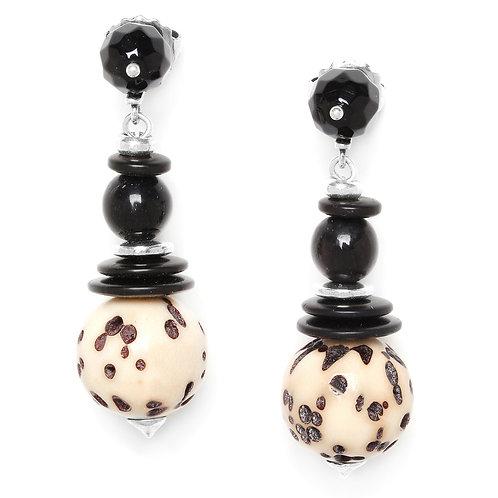 Serval Earrings