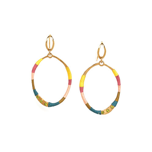 Melly hook earrings