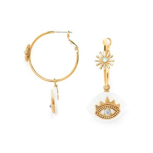 Iris Gypsy Earrings