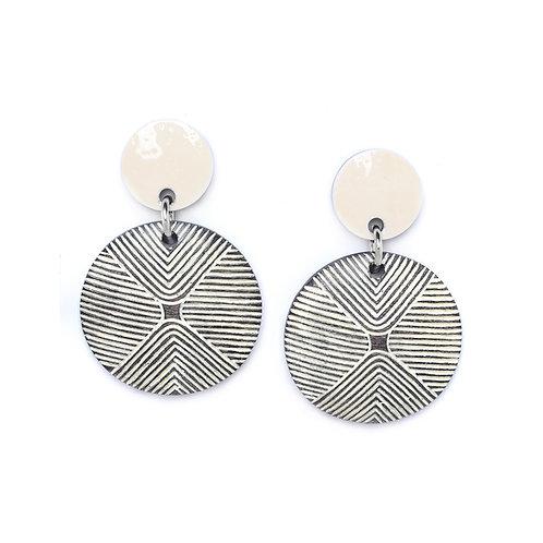 Zulu Statement Earrings