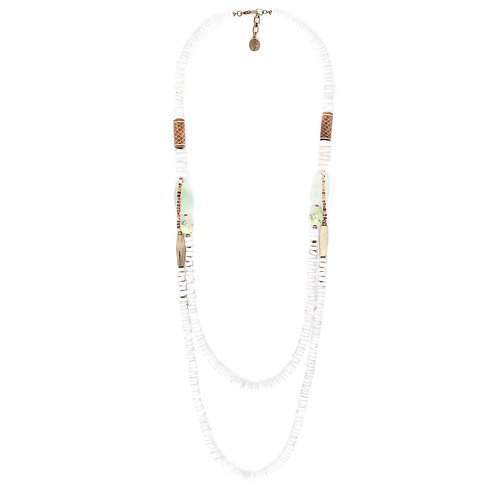 Mambare Double Necklace