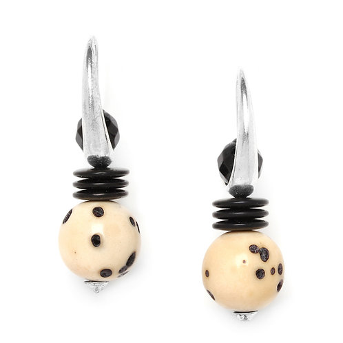 Serval Hook Earrings