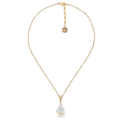 Iris Necklace