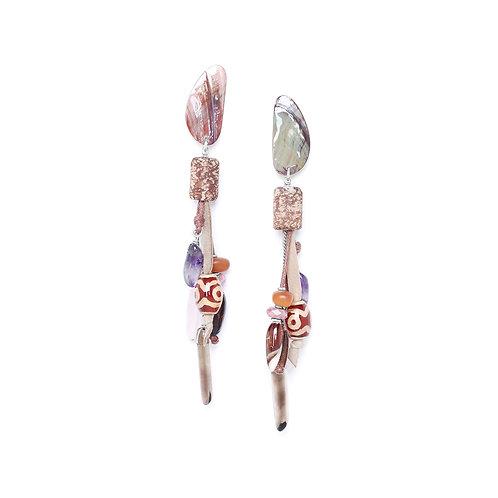 Talisman Statement Earrings