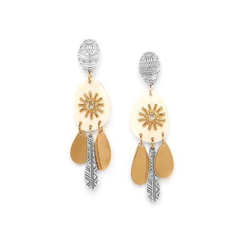 Manoa Statement Earrings