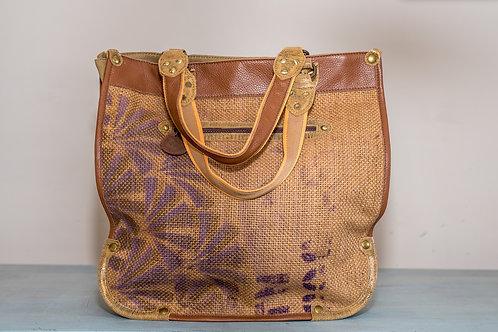 Emile Bogota tote bag - Purple